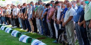 Survivors, world leaders, mark 25th anniversary of Srebrenica massacre