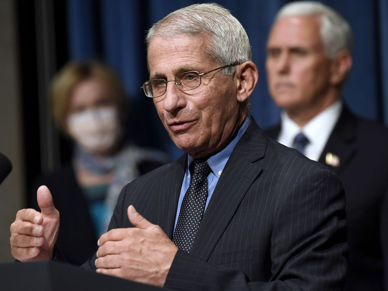 Anthony Fauci will throw ceremonial 1st pitch at Yankees-Nationals season opener in Washington