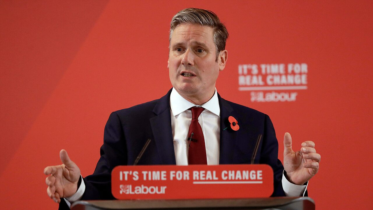 UK's Labour to pay whistleblowers over anti-Semitism claims plaguing party