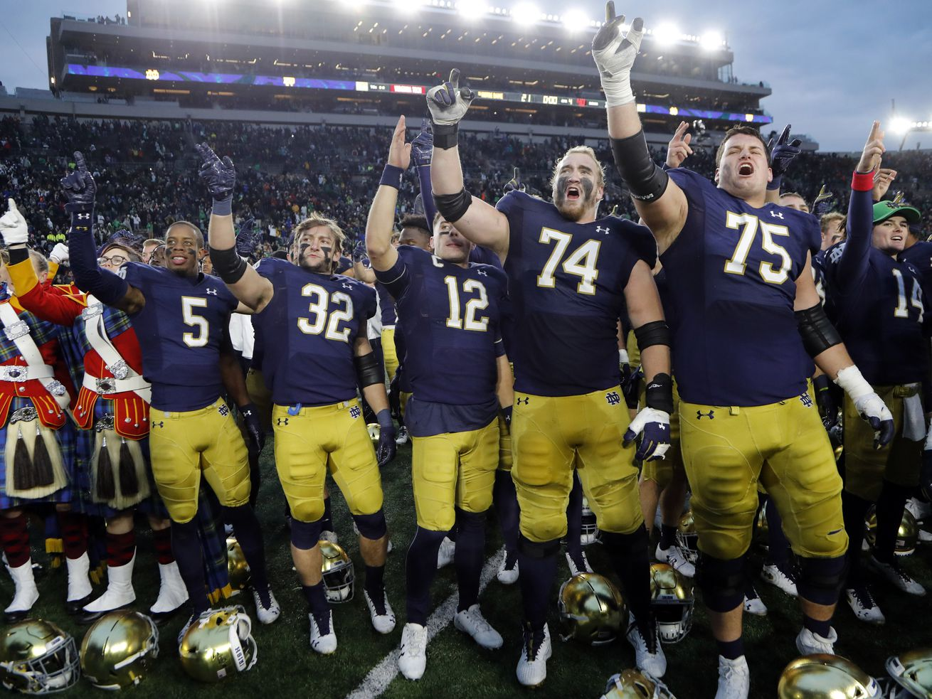 ACC football schedule includes Notre Dame, 10 conference games