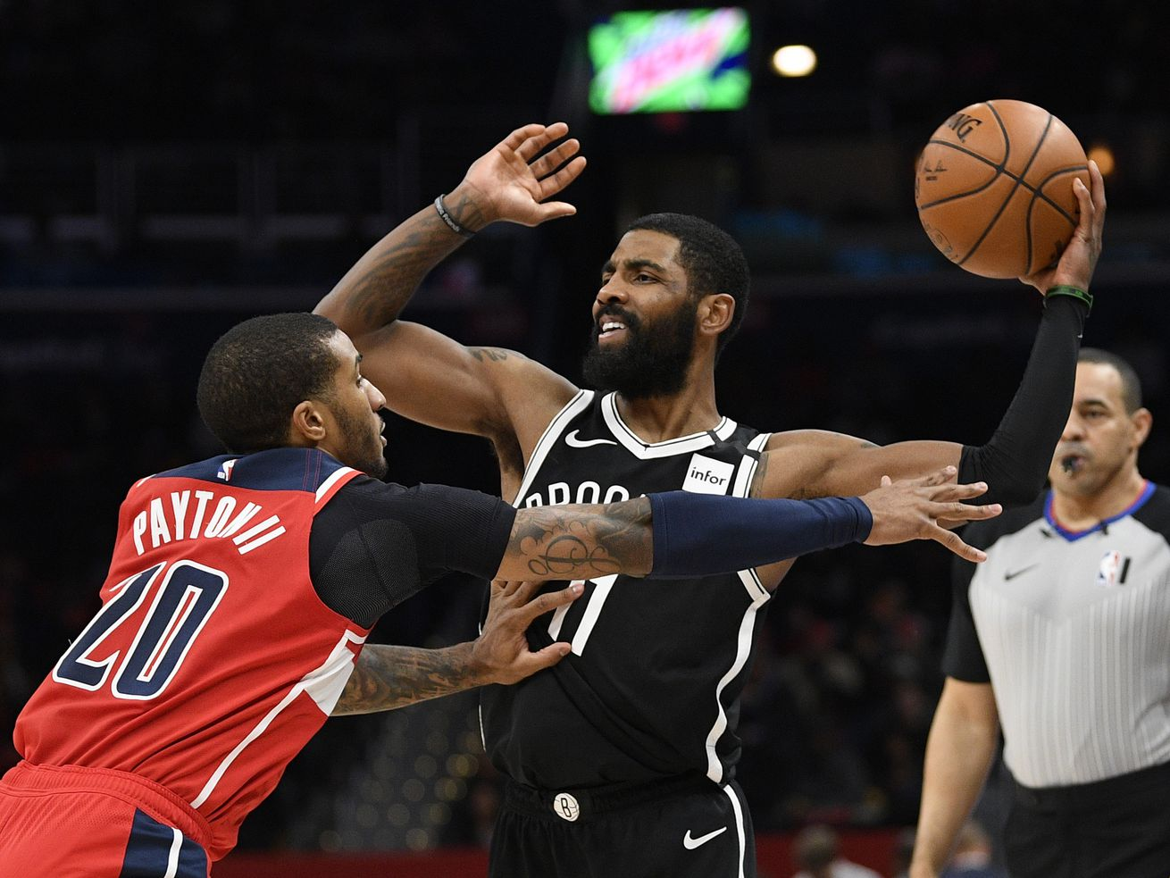 Nets' Kyrie Irving commits $1.5 million for WNBA players skipping season