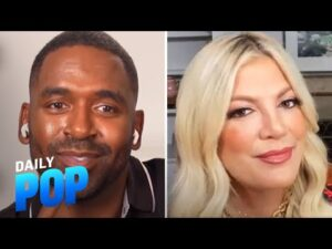 Tori Spelling Says Quarantine Is Helping Her Relationship | Daily Pop | E! News