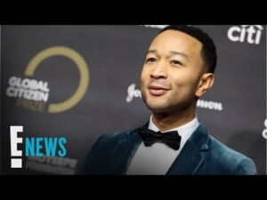 John Legend Reflects on Cheating Past in His 20s | E! News