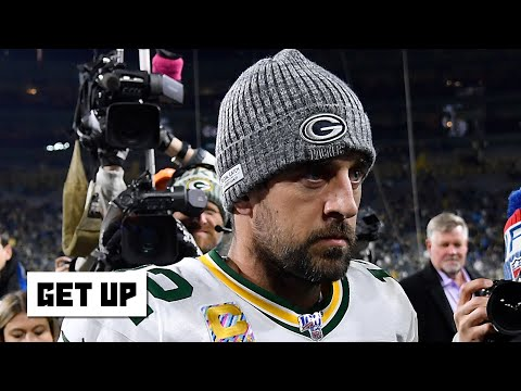 What happens if Aaron Rodgers or the Packers struggle this season?   Get Up