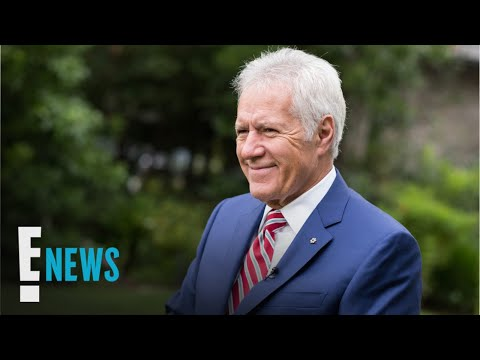 "Alex Trebek Clarifies ""Stopping"" Cancer Treatment Comment 