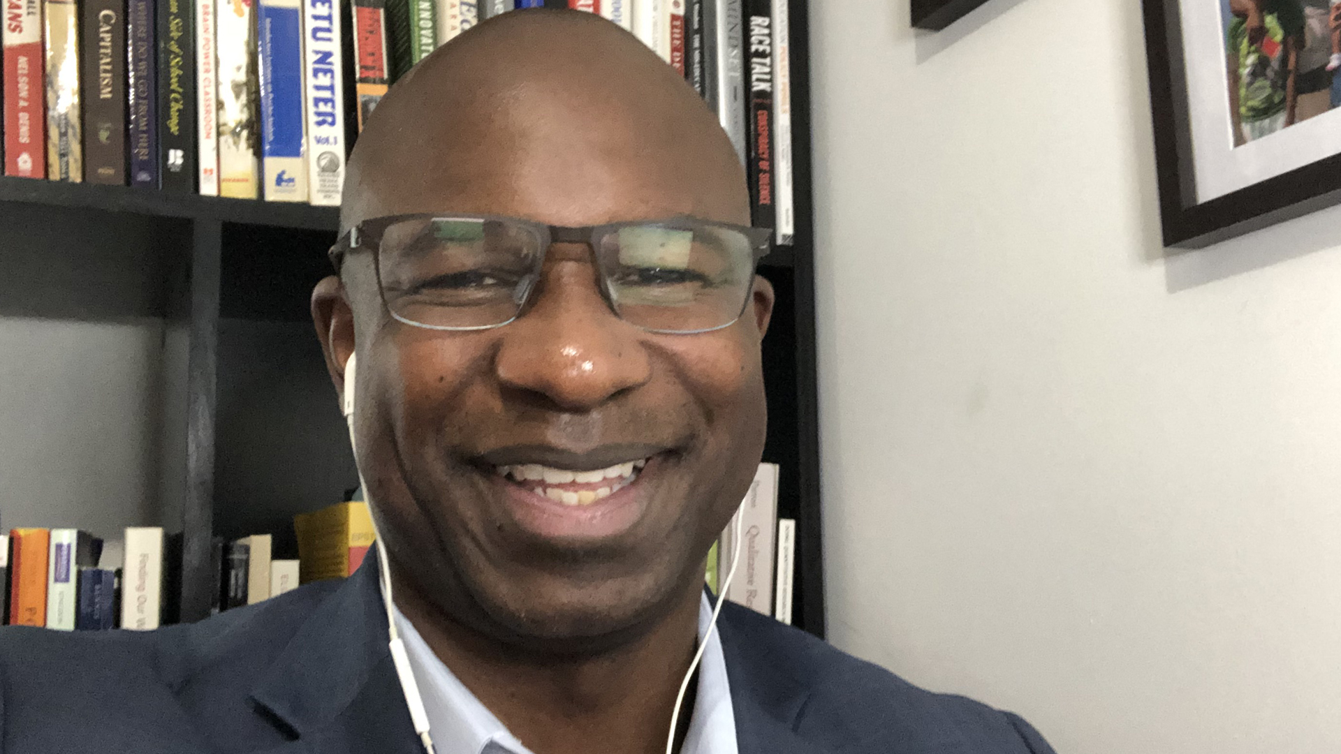 'The First Time' With Politician Jamaal Bowman