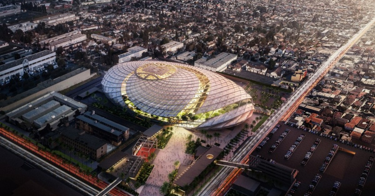 Environmental report for Clippers arena approved by Inglewood City Council