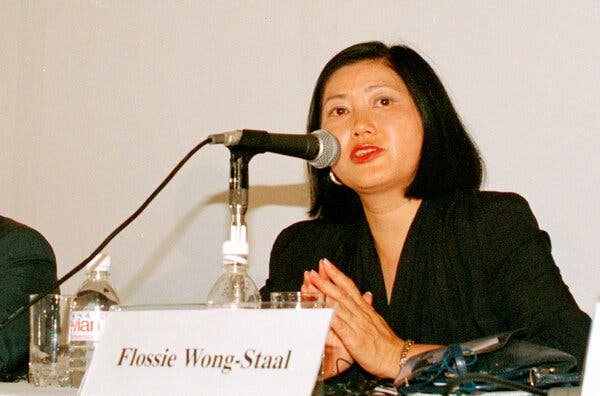 Flossie Wong-Staal, Who Unlocked Mystery of H.I.V., Dies at 73
