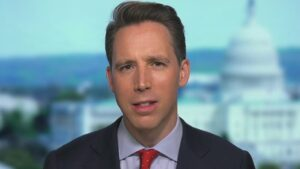 Hawley says Senate subpoena of NBA commissioner Adam Silver is a 'great idea'
