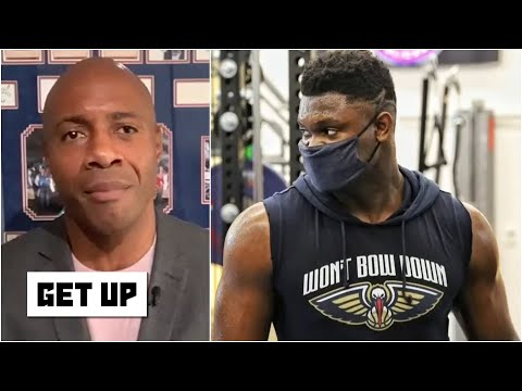 The Pelicans need to be smart with Zion Williamson's minutes – Jay Williams | Get Up