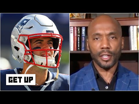 Louis Riddick to Jarrett Stidham: 'Keep your eye on the prize!' | Get Up