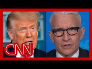 Anderson Cooper: Trump wants us to suck it up as thousands die