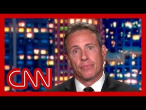 Chris Cuomo's passionate plea to the government: 'Do your damn job!'