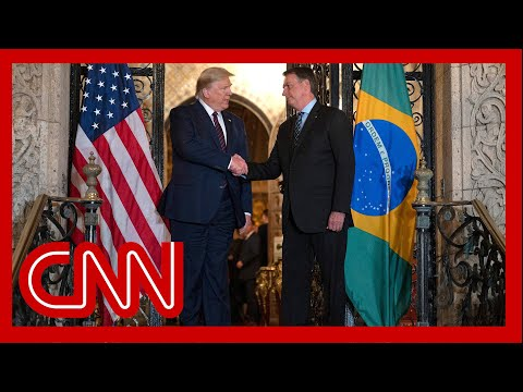 US and Brazil lead the world in Covid-19 cases as leaders downplay the virus