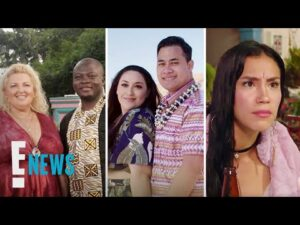 """90 Day Fiance"": Behind-the-Scenes Secrets of Hit Show 