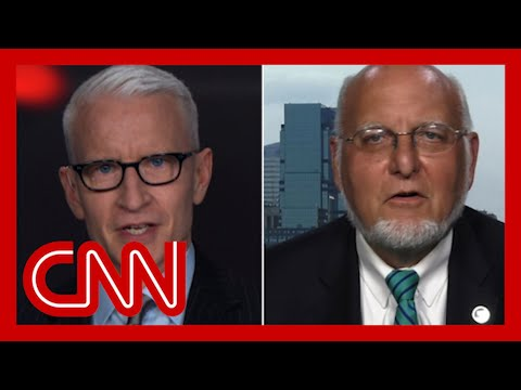 Anderson Cooper presses CDC director on early Covid-19 testing