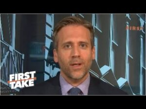 Max thinks the Big Ten's conference-only model is a 'step in the right direction' | First Take