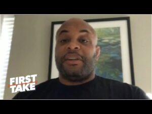 Daniel Cormier talks Fight Island & previews Kamaru Usman vs. Jorge Masvidal at UFC 251 | First Take
