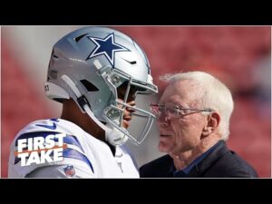 What will it take for Dak Prescott & the Cowboys to agree on a new contract? | First Take