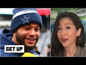 The Cowboys should pay Dak Prescott and look for value elsewhere – Mina Kimes | Get Up