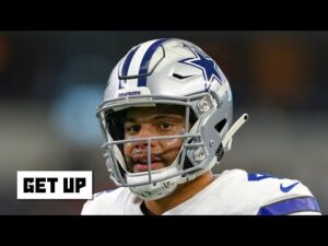 Does Dak Prescott deserve to be ranked the ninth-best QB in the NFL? | Get Up