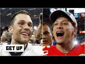 Will Patrick Mahomes need six Super Bowls to pass Tom Brady as greatest NFL QB ever? | Get Up