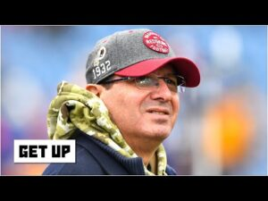 Does Dan Snyder actually want to change the Redskins' name? | Get Up
