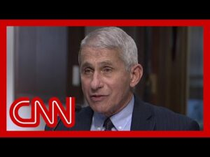 White House cites this interview in attempt to discredit Dr. Fauci