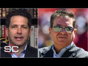 Adam Schefter discusses the Washington NFL team's name change | SportsCenter