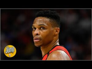 Rockets' Russell Westbrook tests positive for the coronavirus   The Jump