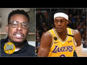 Will losing Rajon Rondo hurt the Lakers early in the NBA playoffs? | The Jump