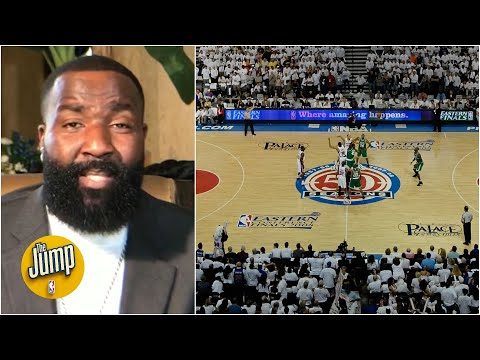 The Palace gave me chills! – Perk looks back at playing the Pistons   The Jump