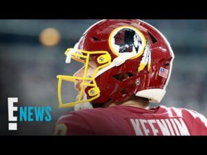 Washington's NFL Team Retiring Redskins Name & Logo | E! News