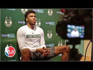 Giannis Antetokounmpo on why he chose 'Equality' for the back of his Bucks jersey | NBA on ESPN