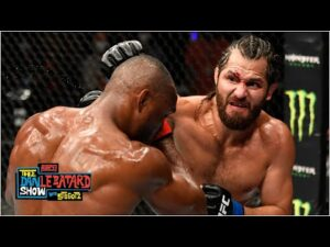Jorge Masvidal talks his loss to Kamaru Usman at UFC 251 on Fight Island | Dan Le Batard Show