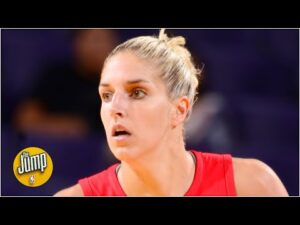 Mystics' Elena Delle Donne's medical opt-out request gets denied | The Jump