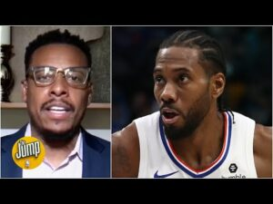 A 'no limits' Kawhi will be dangerous in the 'bubble' – Paul Pierce | The Jump