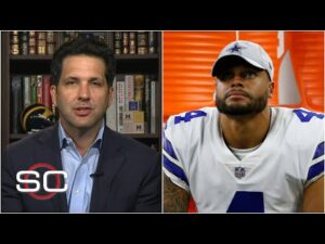 Dak Prescott and the Cowboys fail to reach an agreement on long-term deal | SportsCenter