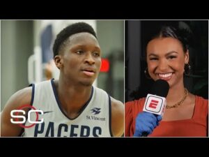 Victor Oladipo says there's a strong possibility he plays with Pacers in NBA restart | SportsCenter
