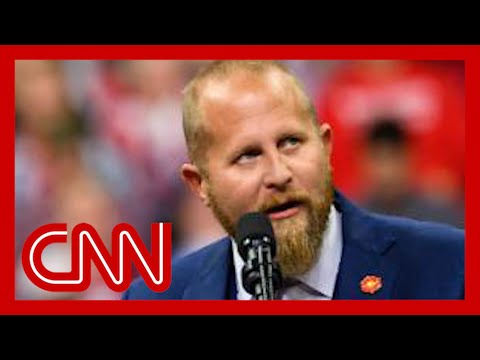 Brad Parscale out as President Trump's campaign manager