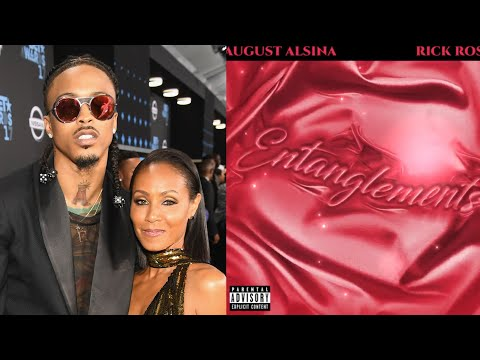 """August Alsina Releases """"Entanglements"""" After Jada Confirms Past Romance"""