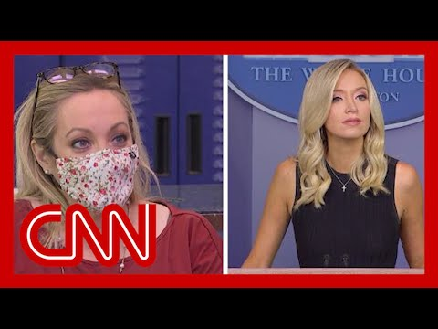 No, this reporter didn't call Kayleigh McEnany a 'lying b**ch'