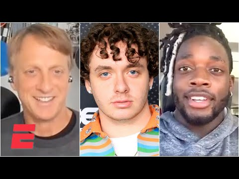 Jack Harlow, Tony Hawk & more respond to questions that you didn't know needed answers   Hype Hits