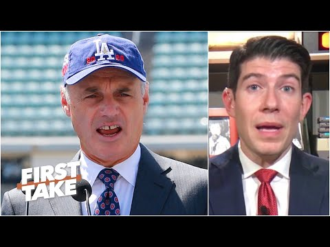 Right now, the show will go on – Jeff Passan on MLB season amid coronavirus outbreak | First Take