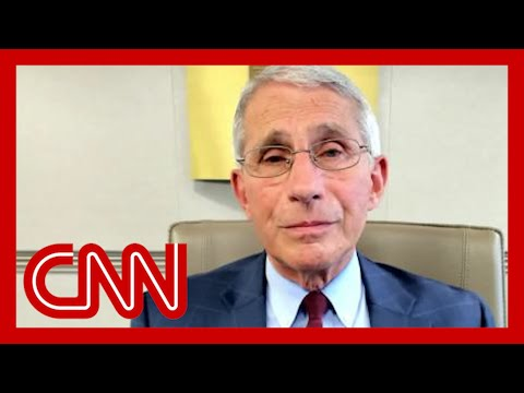 Here's what Fauci thinks about the latest Covid-19 vaccine trial