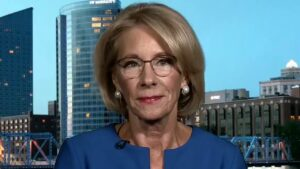 DeVos vows to have schools open in fall: 'Kids have got to get back to school'