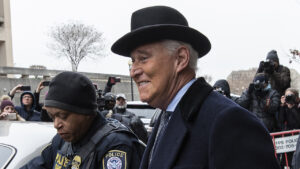 Democrats and Republicans criticize Trump for commuting Roger Stone's prison sentence