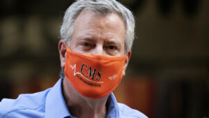 NYC sees uptick in coronavirus cases in young adults, de Blasio calls it 'a problem'