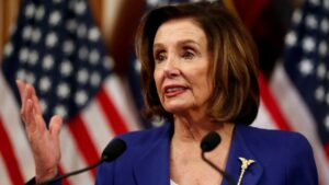 Pelosi says 'no' regrets after initial downplaying of coronavirus earlier this year