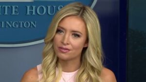 McEnany defends Roger Stone commutation, slams Bill Clinton over pardoning half-brother